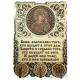 Ключница вырезная с молитвой Икона Казанская Божья Матерь