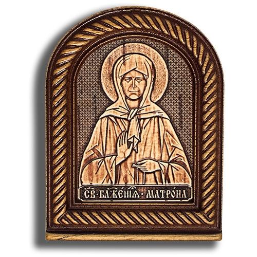 Киот малый №2 - Матрона Московская КТ-22898