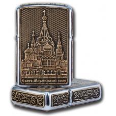 Зажигалка бензиновая  Ижевск-Свято-Михайловский собор